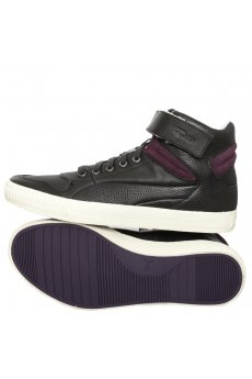 puma mcqueen street climb mid moonless night trainers