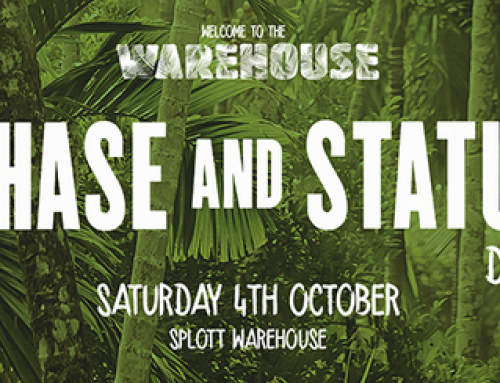 Buy Chase and Status tickets in Cardiff Splott Market October 4th 2014