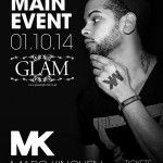 buy tickets for MK in Cardiff October 1st 2014 Glam Nightclub for freshers week
