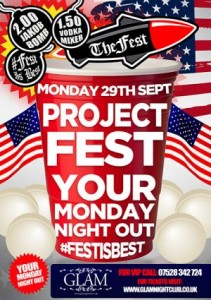 cardiff freshers tickets the fest at glam nightclub