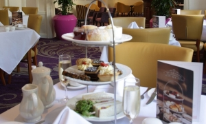 angel hotel afternoon tea discount in cardiff