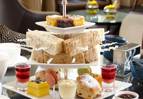 hilton hotel cardiff afternoon tea discount