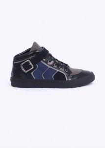 vivienne westwood low trainers in black