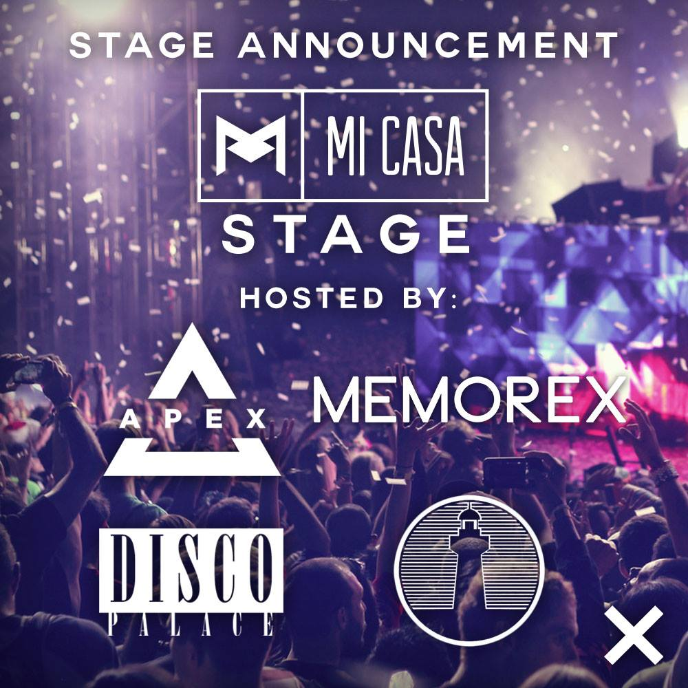 x music festival cardiff lineup and stage announcement 2015