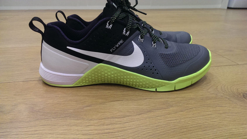 Nike Metcon 1crossfit fitness trainer review