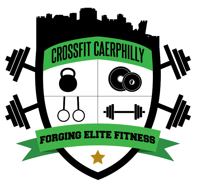 crossfit caerphilly logo