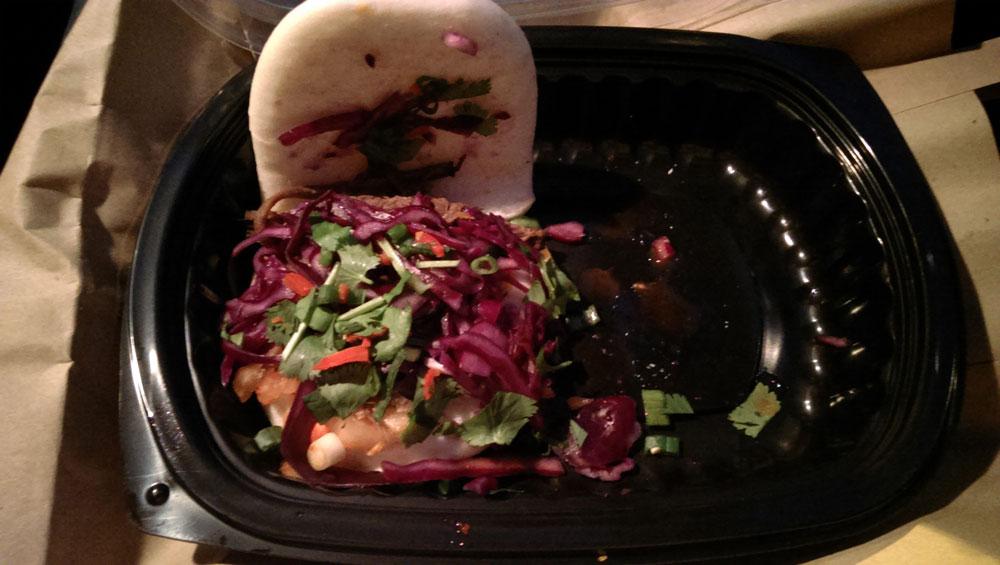 Hokkei Moo Bao steamed buns