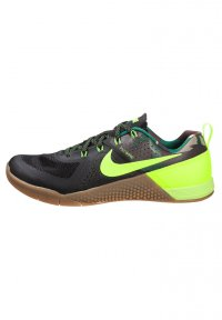 nike metcon 1 black volt trainers uk