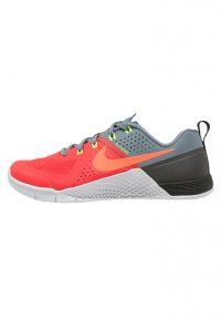 nike metcon 1 red and grey trainers uk