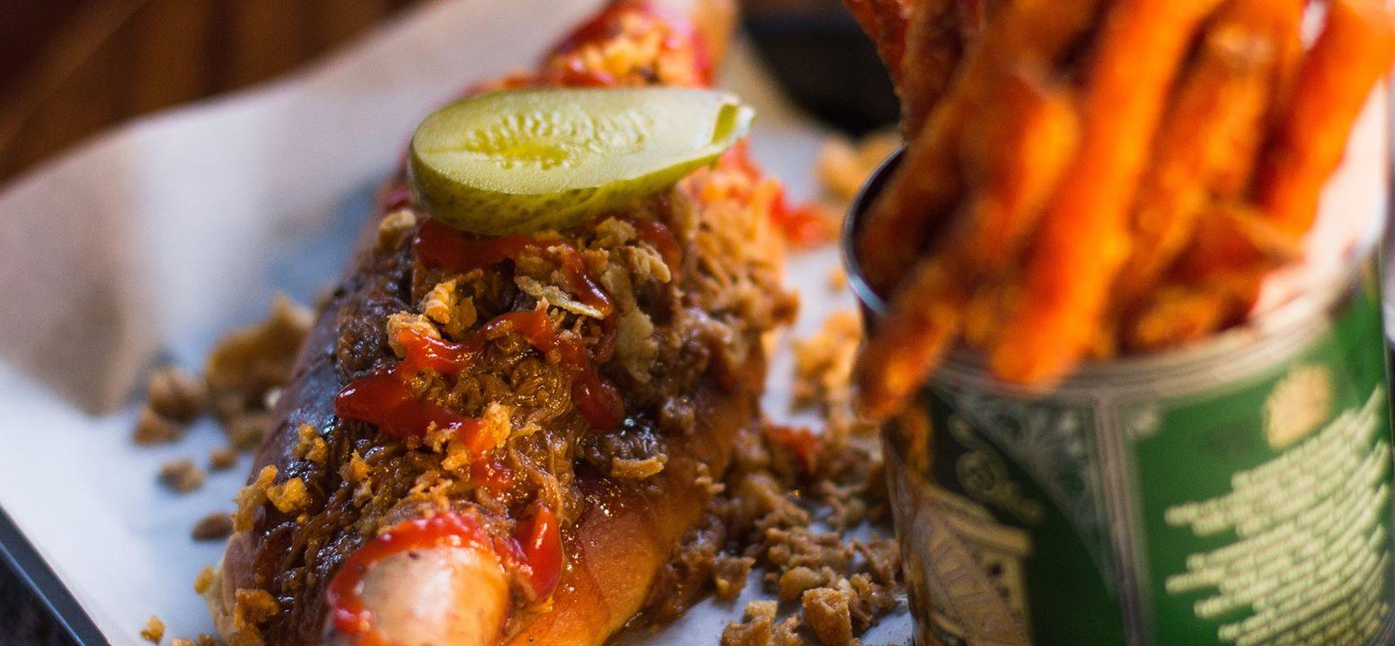 hogwurst hotdog restaurant discount voucher cardiff