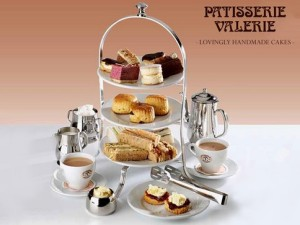 patisserie valerie afternoon tea discount cardiff