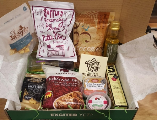 Flavourly discount code for gourmet food box and craft ale subscription