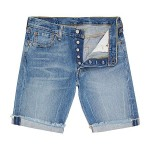 levi's denim cut of shorts discount