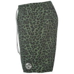 Vans decksider leopard print swim shorts £35 down from £50