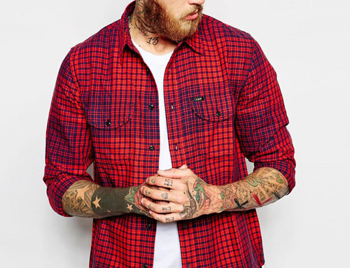 Top 10 Check Shirts for Winter 2015
