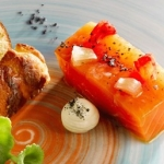 park house 7 course taster menu discount voucher in cardiff