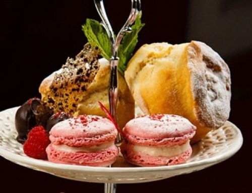 Afternoon tea discount at Park House Cardiff