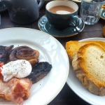 Bryn Williams at Porth Eirias, Colwyn Bay breakfast review