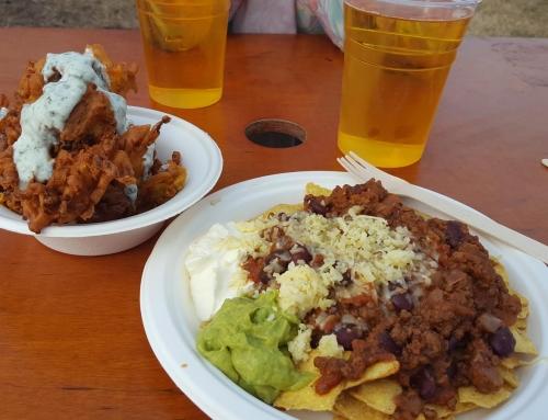 Abergavenny 2016 Eisteddfod Festival Food Review
