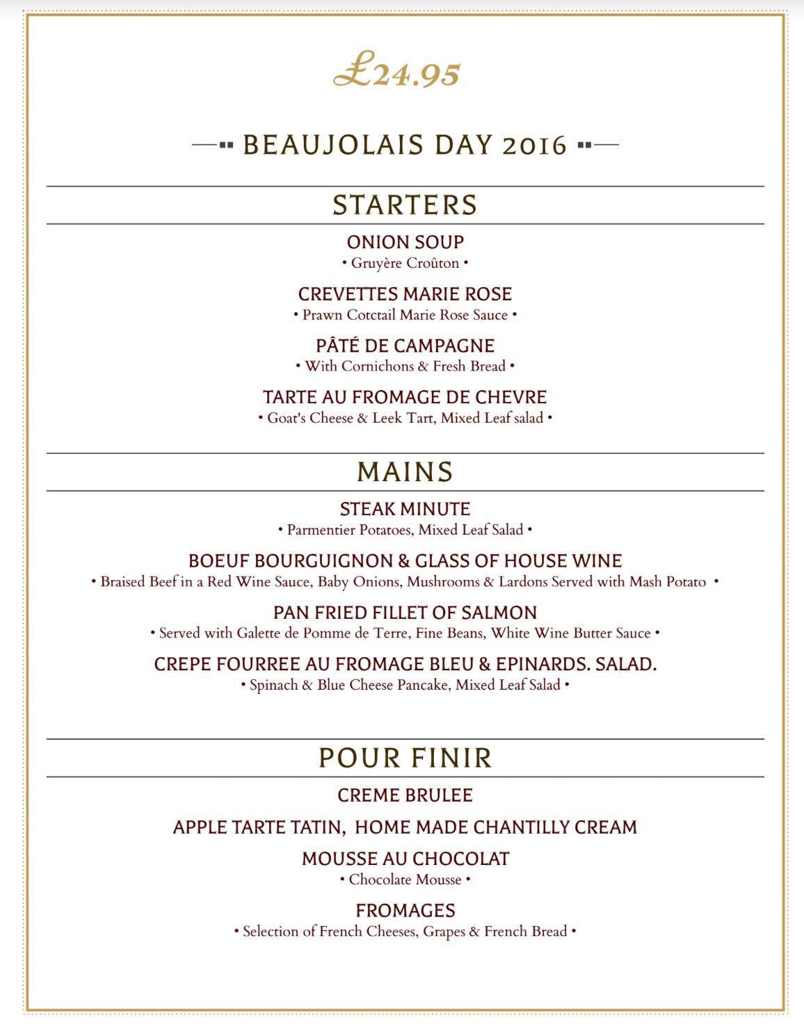 Beaujolais Glass
