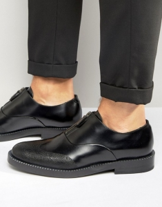 BOSS By Hugo Boss Zip Loafers