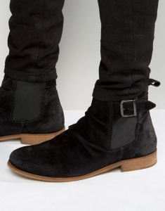 Hudson London Houghton Suede Chukka Boot