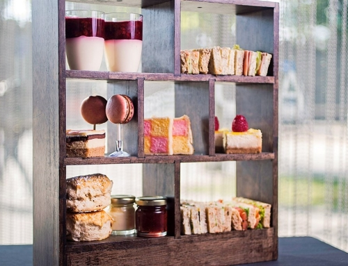 Greys Restaurant afternoon tea discount at Hilton Hotel, Cardiff