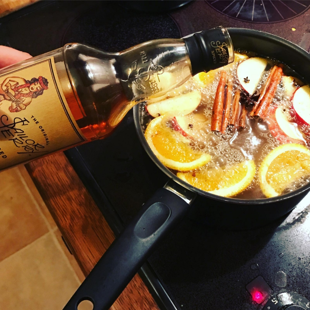 Spiced rum mulled cider recipe cardiff food blogger the best mulled cider and spiced rum recipe forumfinder Choice Image