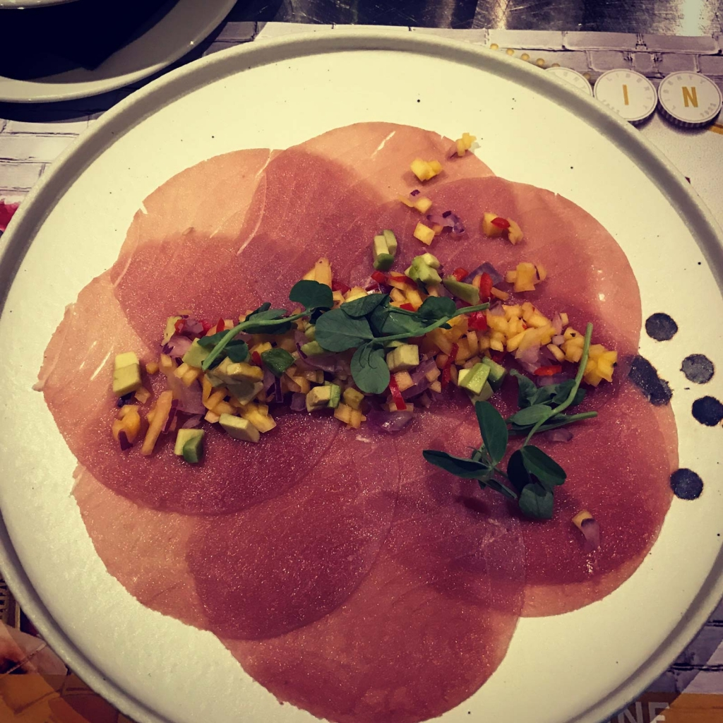 tuna-capriccio-starter-verve-grill-village-hotel-cardiff