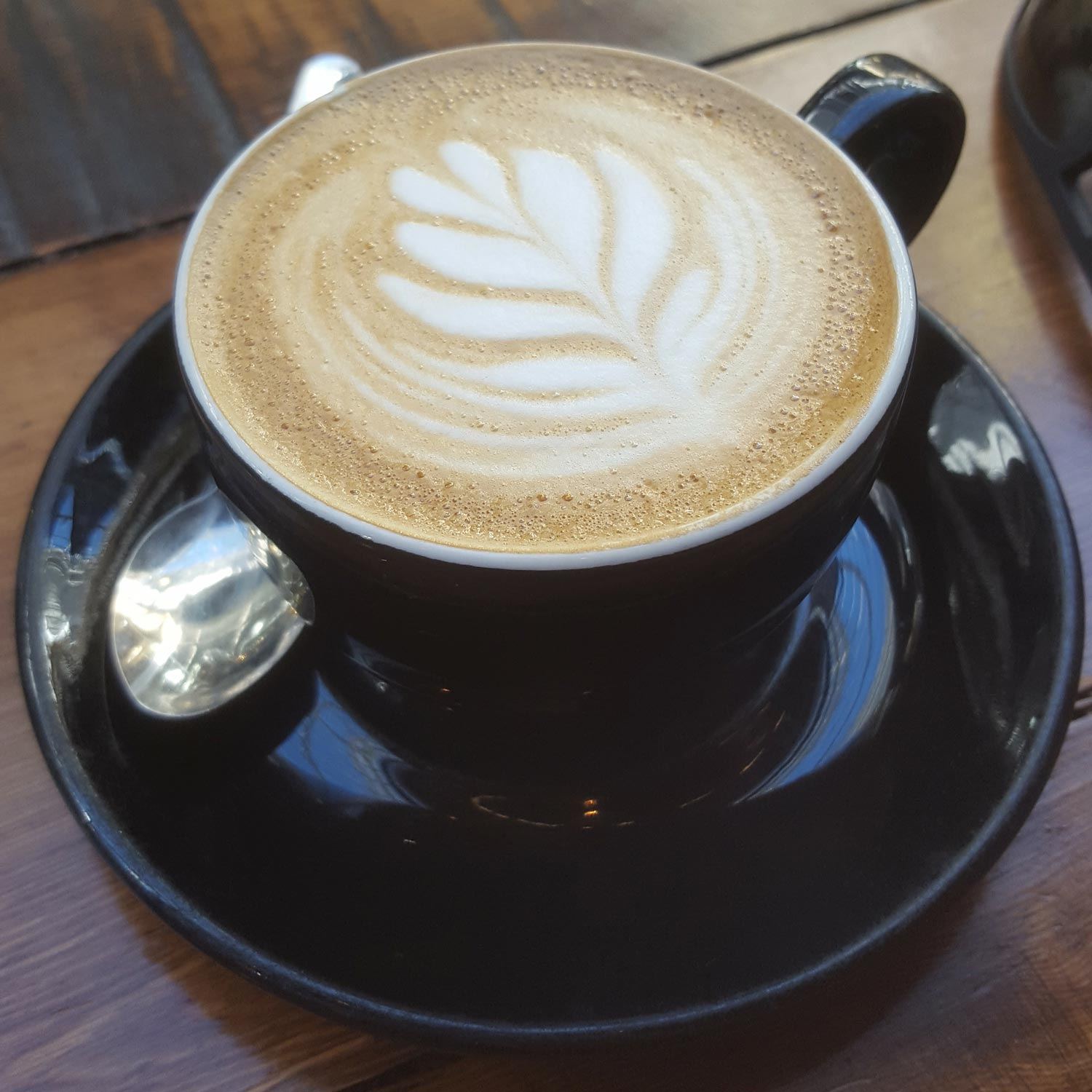 uncommon-ground-flat-white-coffee-in-cardiff