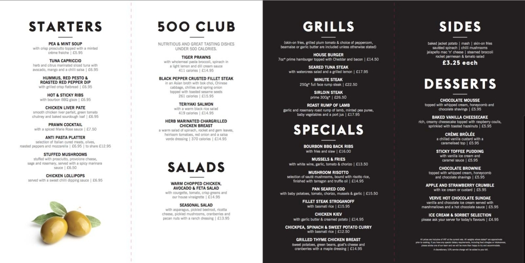 verve-grill-new-menu-village-hotel-cardiff