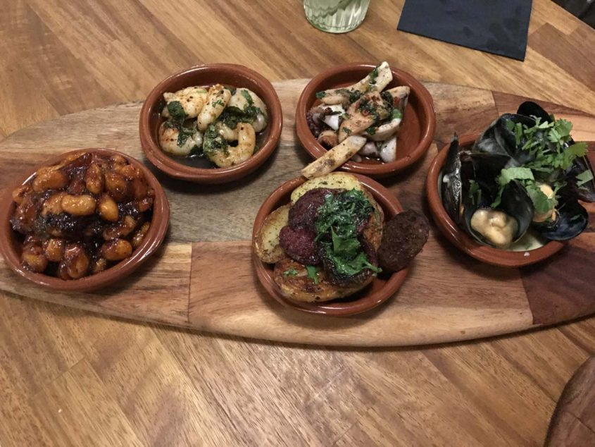 tapas-sharing-plate-at-ameseour-cardiff