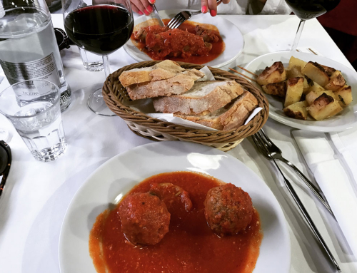 Romana Taverna Restaurant Review in Rome