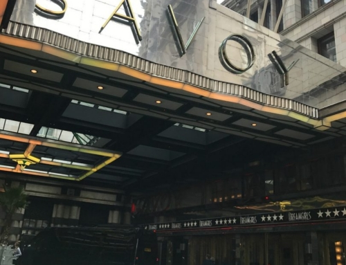 The Savoy Grill Restaurant Review – London