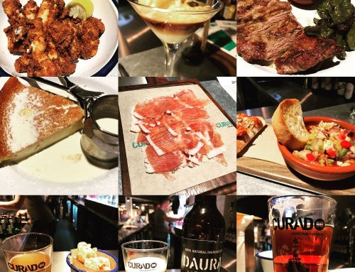 Curado Bar Tapas and Pintxos Restaurant Review in Cardiff
