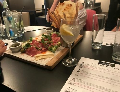 New Gin menu launch at Laguna Bar in Park Plaza Cardiff
