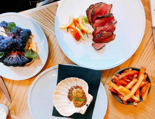 Asador 44 Lunch Menu Review Cardiff