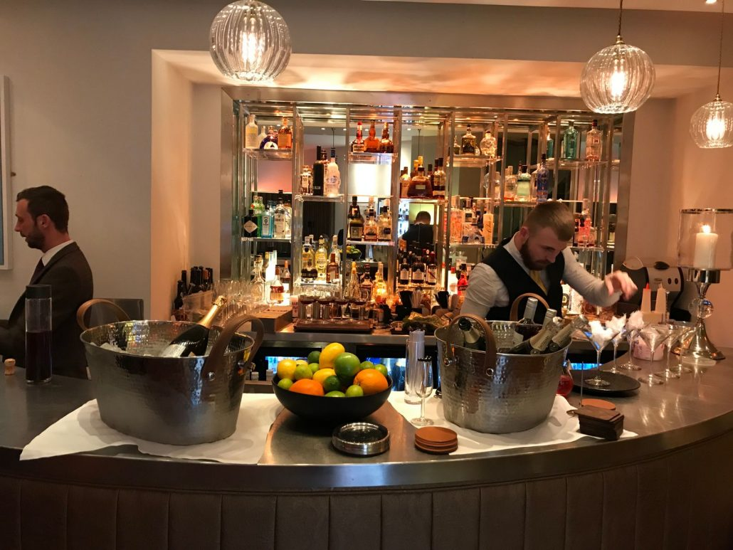 Mulberry Cocktail Bar Celtic Manor Resort