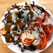 Guilt free kebab recipe