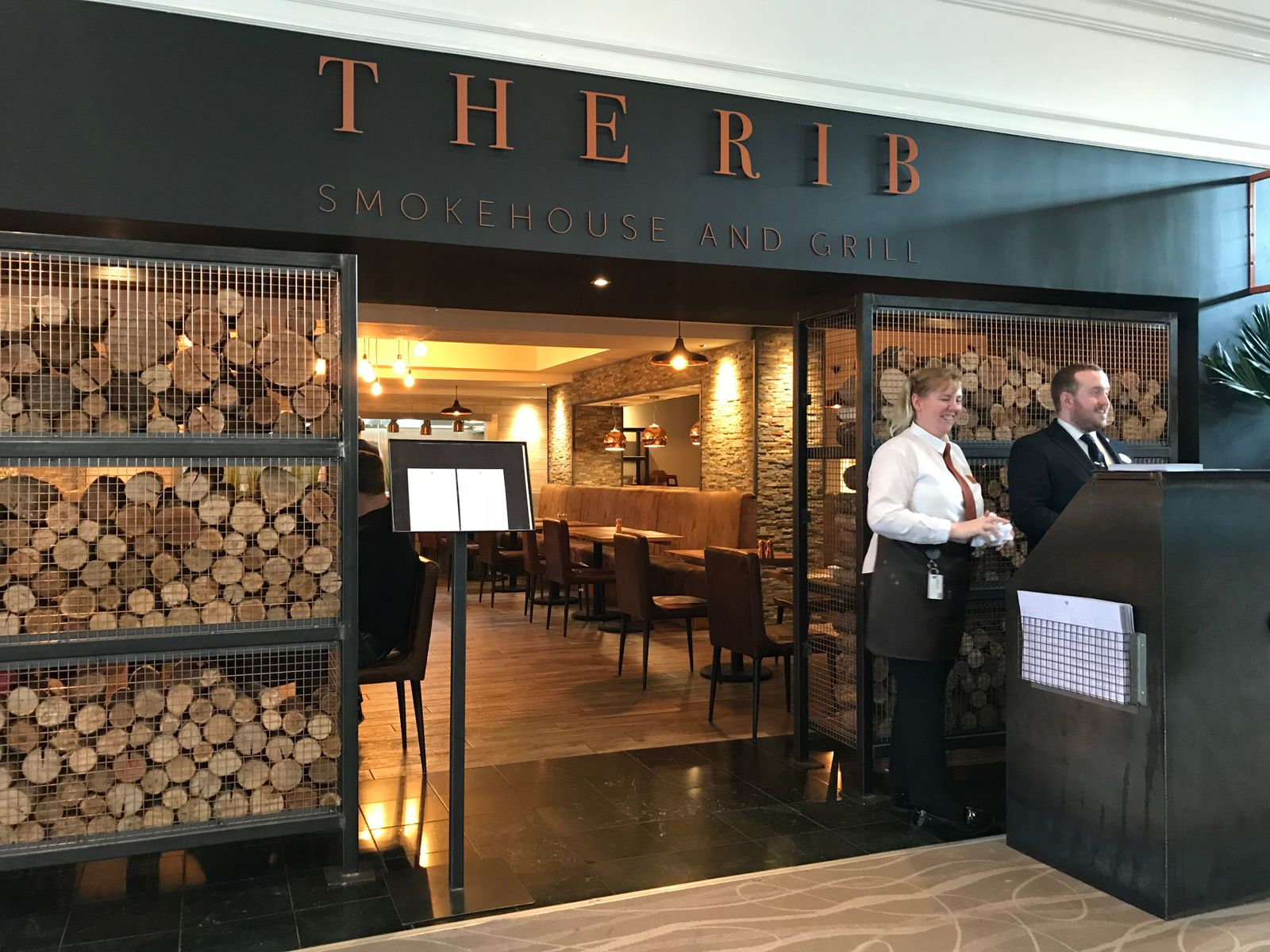 Rib Smokehouse review at Celtic Manor