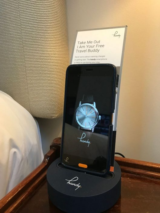Free phone in room Dukes Hotel London