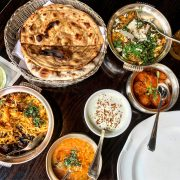 Lunch Indian tasting menu at Gymkhana - Mayfair, London