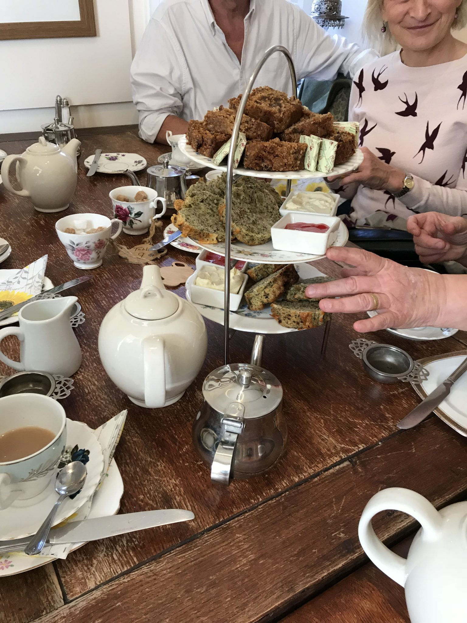 Pettigrew Tea Rooms