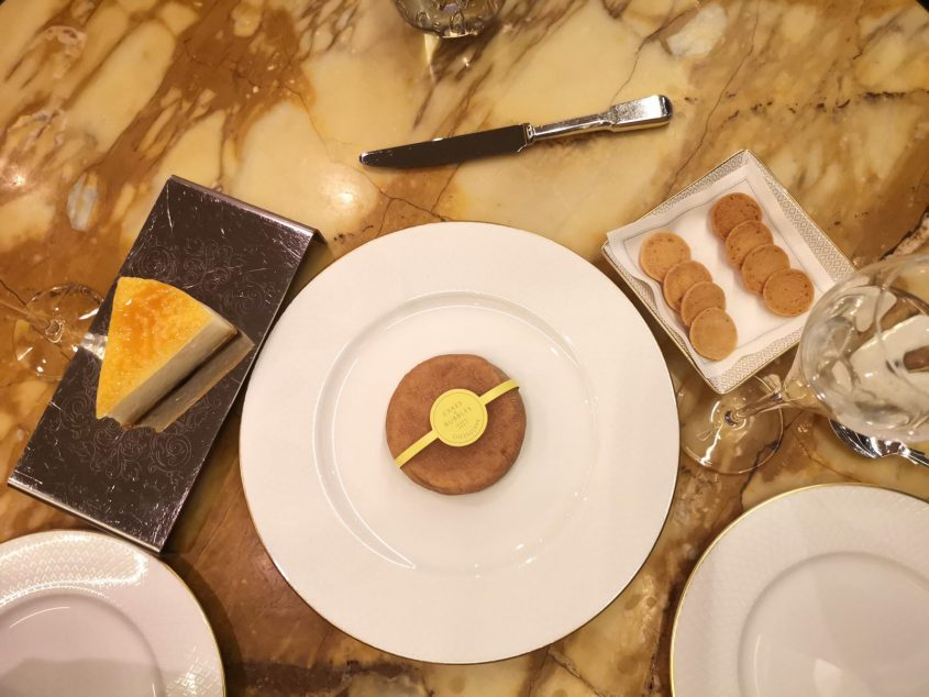 Adrian Albert's Desserts at Cakes and Bubbles - Hotel Cafe Royal - London
