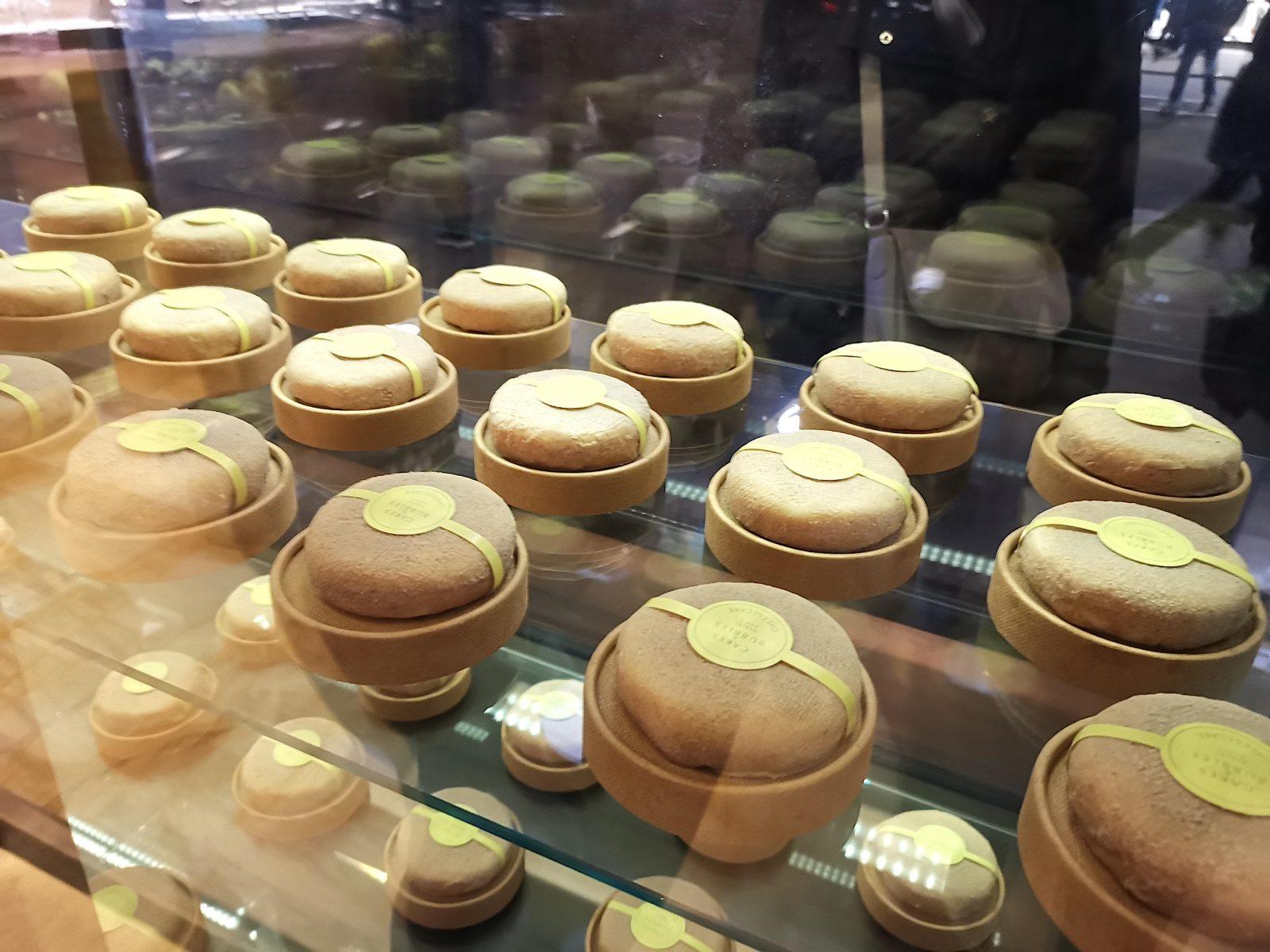 Shelf of The Cheesecake by Albert Adria London