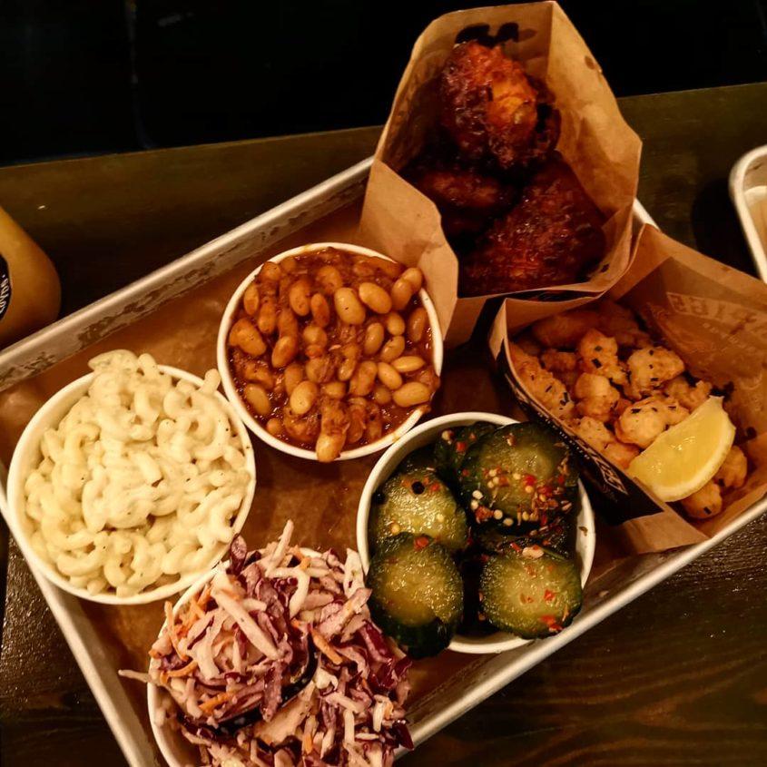 Warpigs bbq side dishes Copenhagen