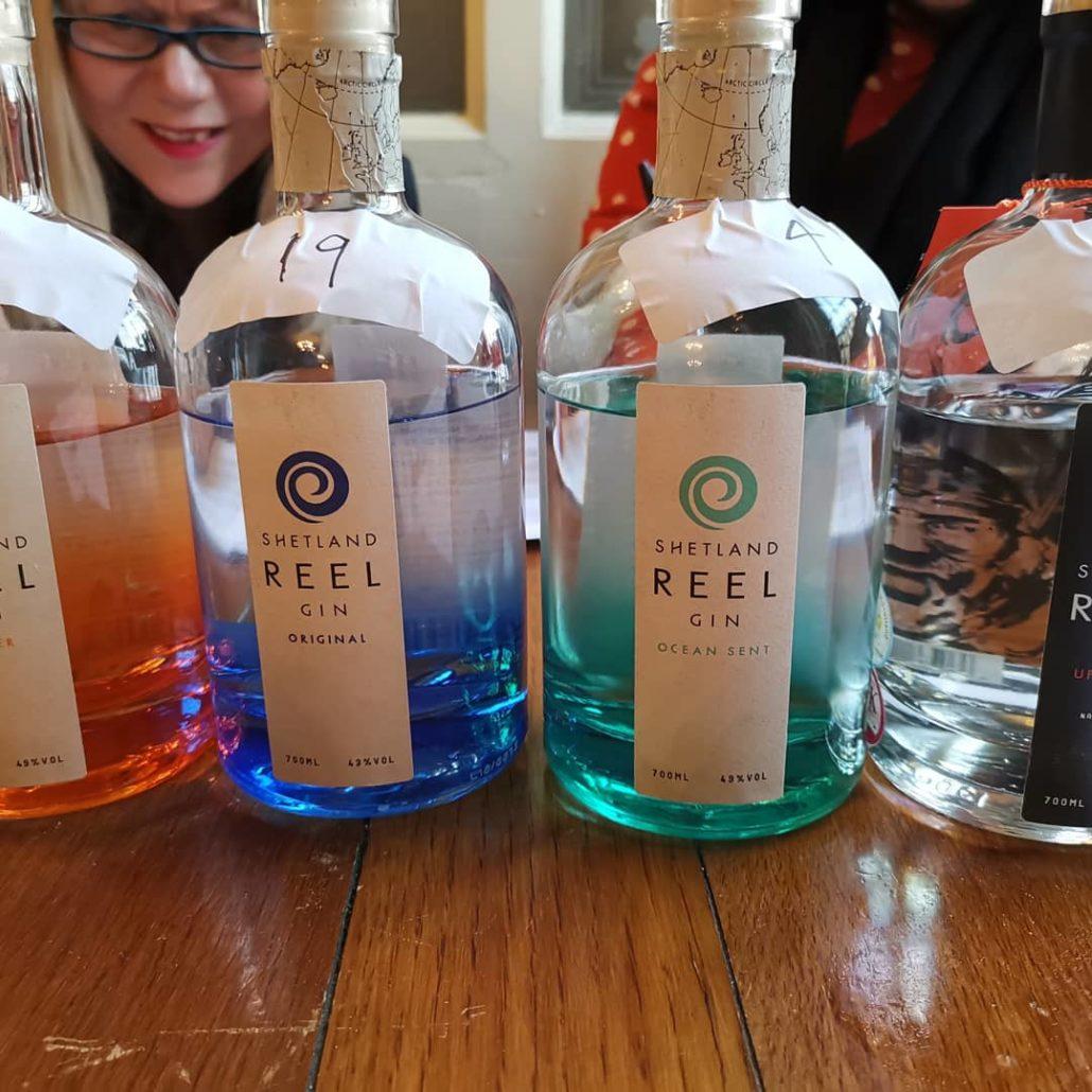 Shetland Reel Scottish Gin