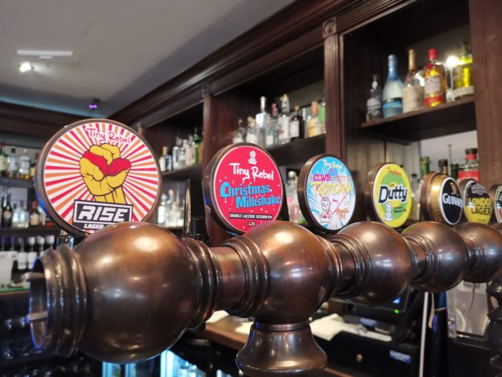 Tiny Rebel tap takeover in Camden London