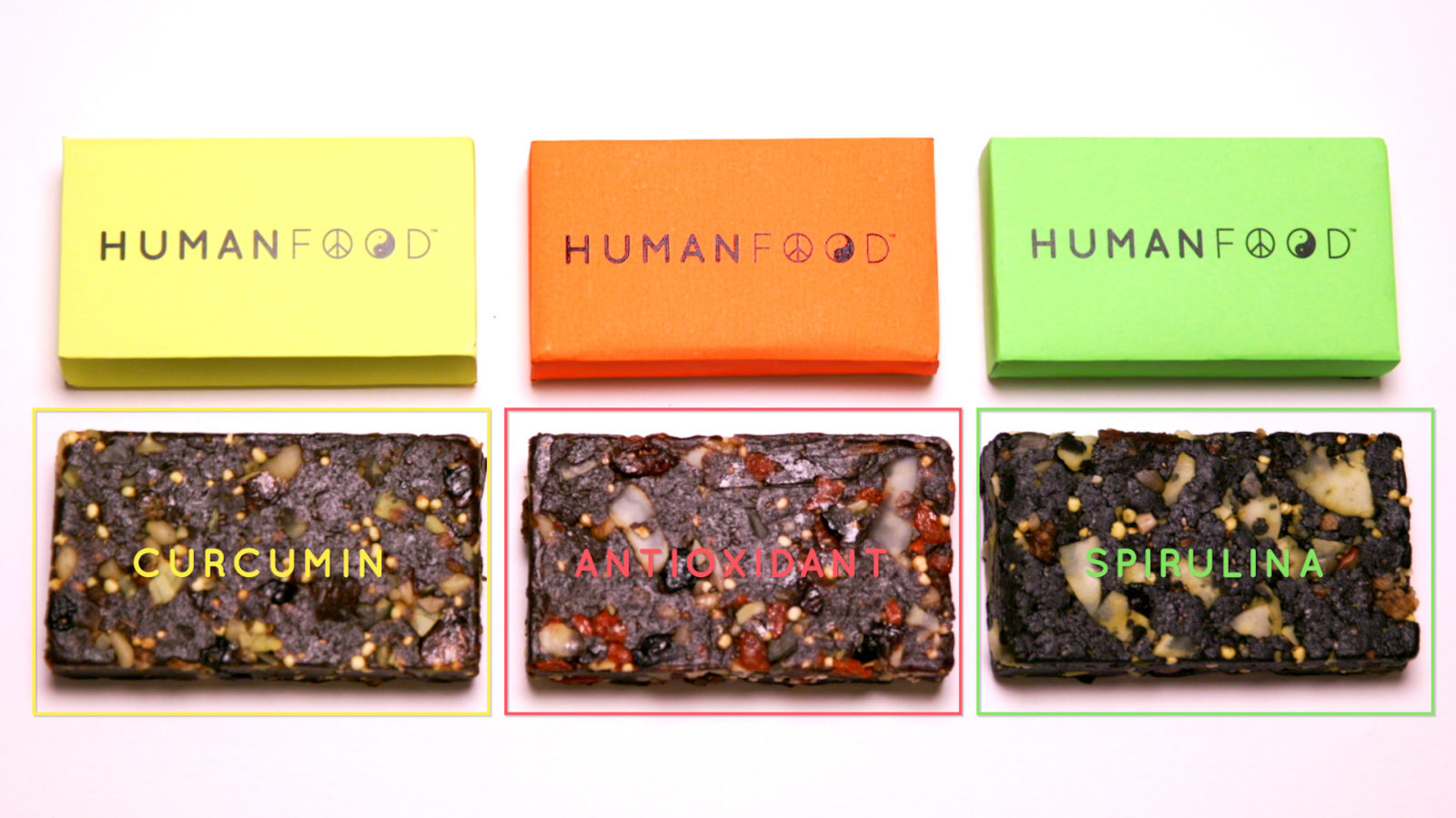 Human Food nutrition bar subscription