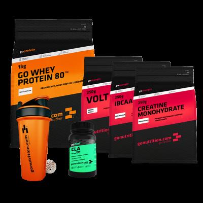 gonutrition lean muscle bundle discount
